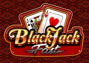 Fast Blackjack Red Rake Gaming