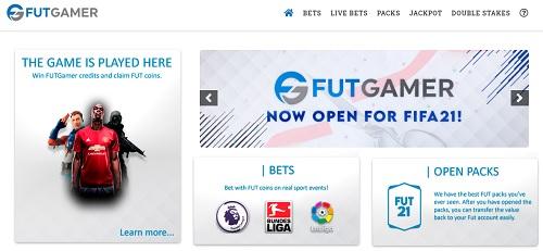 Fut Gamer Website
