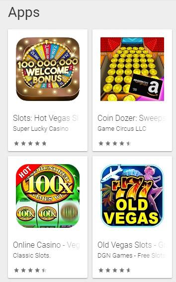 Gok Apps Google