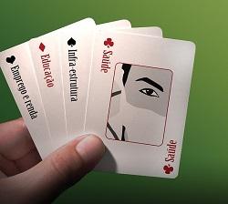 Kwartet Kaartspellen