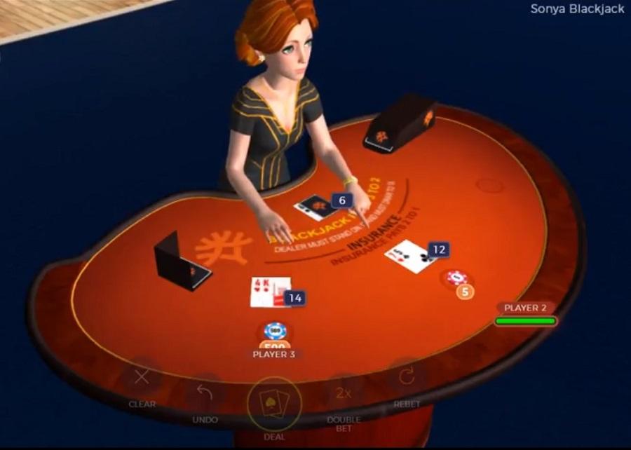 Sonya Blackjack Spelregels