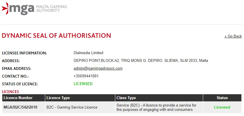 Dialmedia Limited
