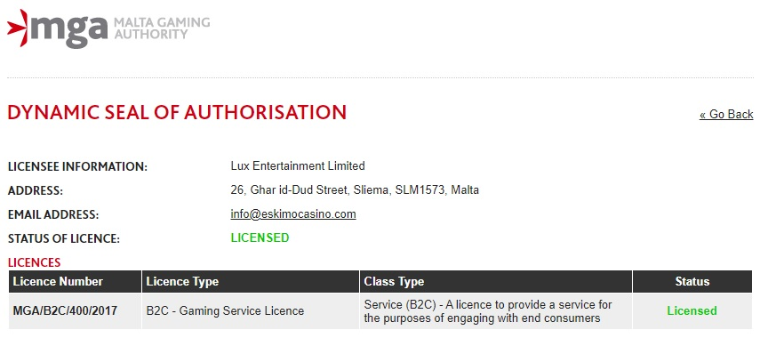 Lux Entertainment Limited