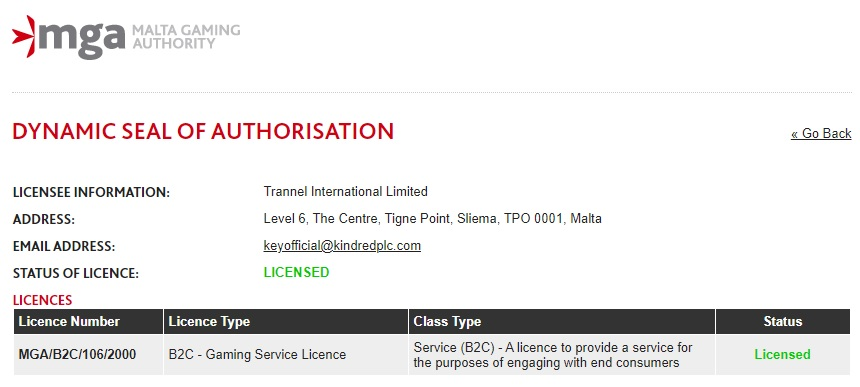 Trannel International Limited