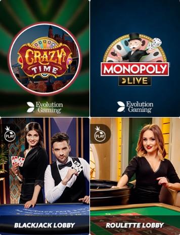 Casino Spellen Scatters
