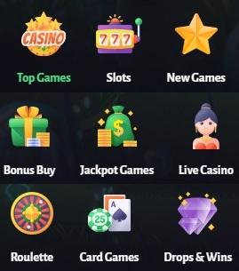 Slot Hunter Casino Games
