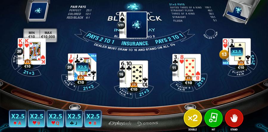Quantum Blackjack Plus Printscreen